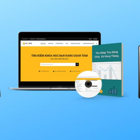 Xây Dựng Web Học Online – Không Cần Biết Lập trình 2.0