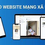 Tạo website Mã Xã Hội  – Không Cần Biết Lập Trình
